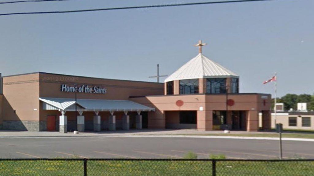 St. Basil (Sault Ste. Marie)
