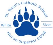 St. Basil's (White River) Logo