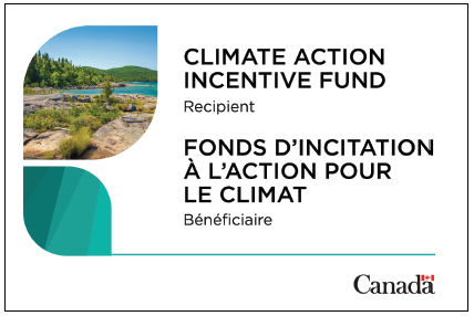 Climate Action Incentive symbol