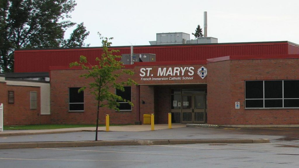 St. Marys French Immersion