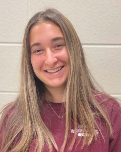 Jenna Viotto Student Trustee